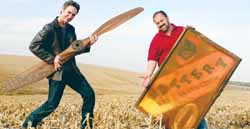 American Pickers coming to Wisconsin